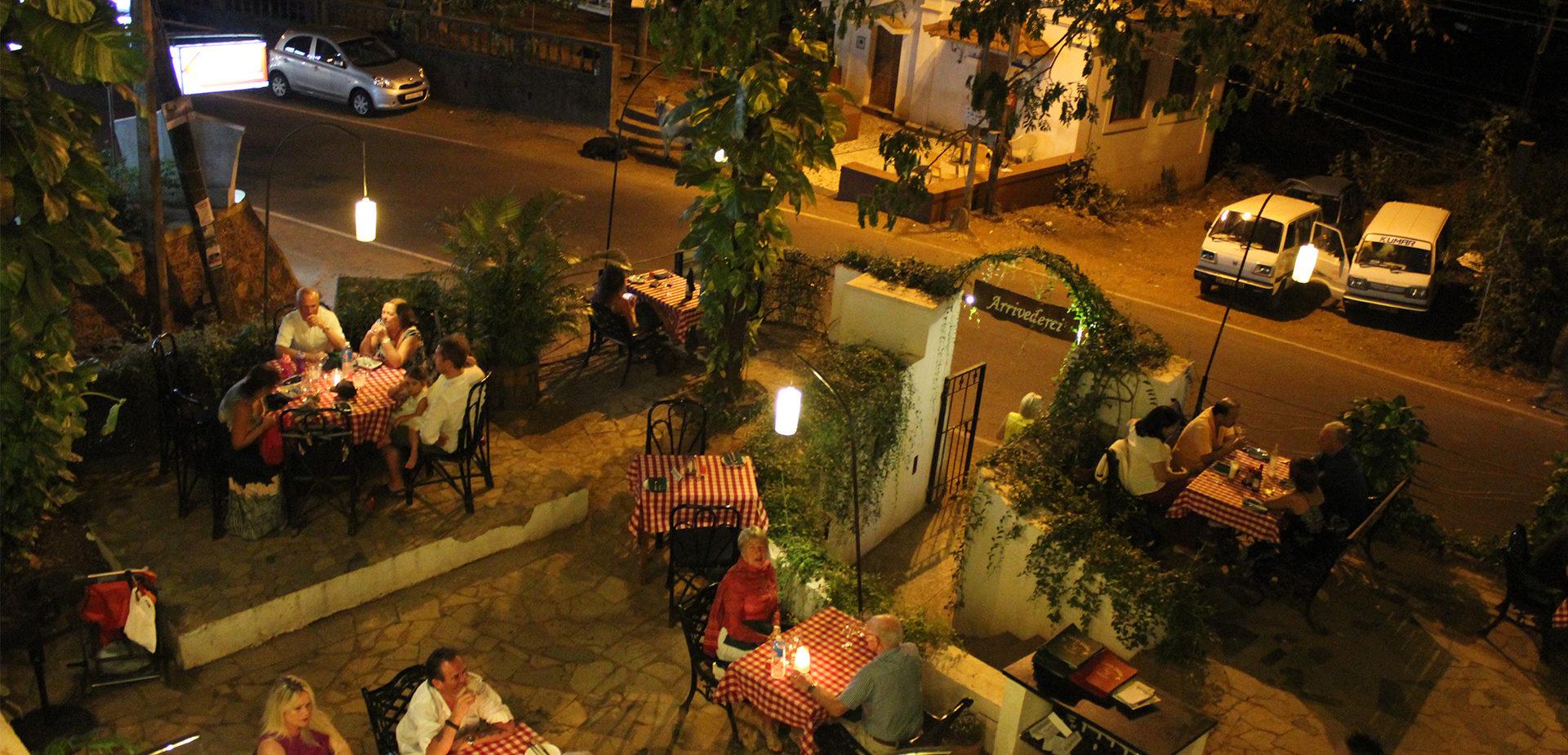 Tuscany Gardens Goa | Restaurant